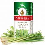MediNatural 100%-os Citronella illóolaj (10 ml)
