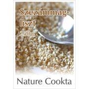 Nature Cookta Szezámmagliszt (250 g)