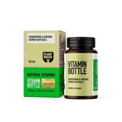 Vitamin Bottle Ganoderma + Shiitake gomba kapszula (30 db)