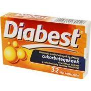 Innopharm Diabest kapszula (32 db)