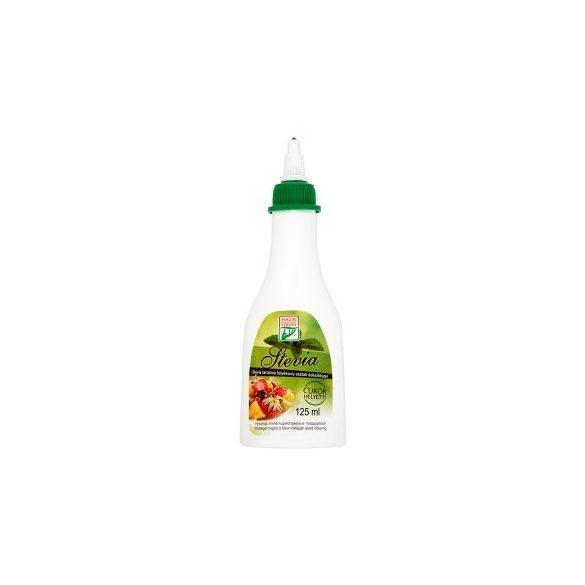 Stevia tartalmú folyékony édesítőszer (125 ml)