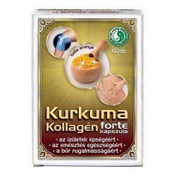 Dr. Chen Kurkuma kollagén forte kapszula (60 db)