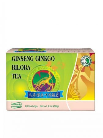 Dr. Chen Ginseng gingko zöldtea (20x3 g filter)