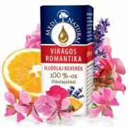 MediNatural 100%-os illóolaj-keverék Virágos romantika (10 ml)