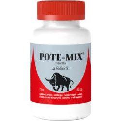 Pote-Mix tabletta (150 db)