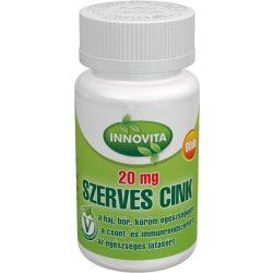 BioCo Innovita Szerves Cink tabletta (60 db)