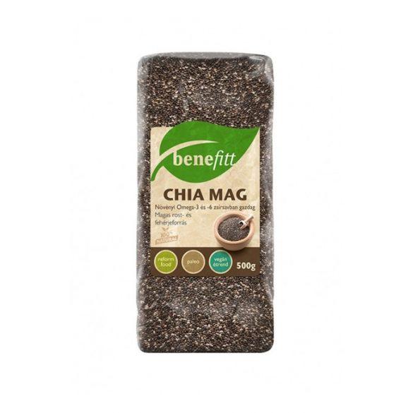 BENEFITT Chia mag (500 g)