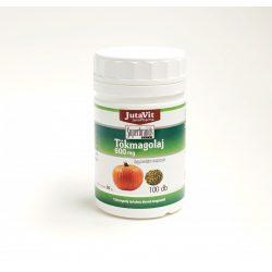 JutaVit Tökmagolaj kapszula, 600 mg (100 db)