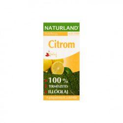 Naturland Illóolaj Citrom (10 ml)