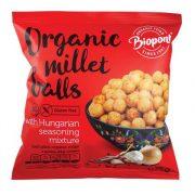 Biopont Bio Extrudált kölesgolyó magyaros ízű (75 g)
