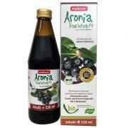 Medicura Bio Fekete berkenye 100% gyümölcslé (330 ml)