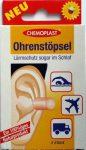 Chemoplast Füldugó (4 db)