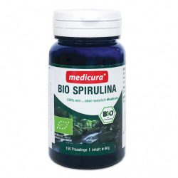 Medicura Bio Spirulina tabletta (150 db)