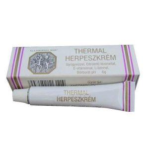 Thermál Herpeszkrém (6 g)