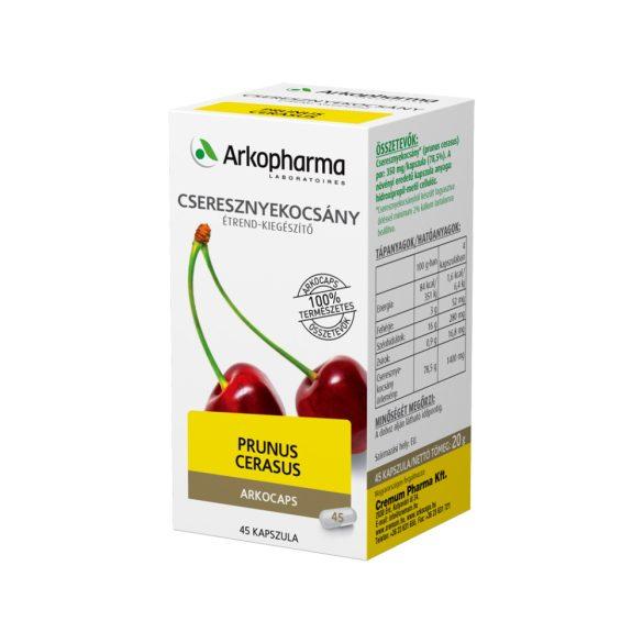 Arkocaps Cseresznyekocsány vesetisztító kapszula (45 db)