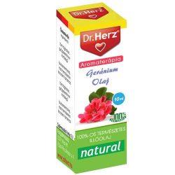 Dr. Herz Geránium illóolaj (10 ml)