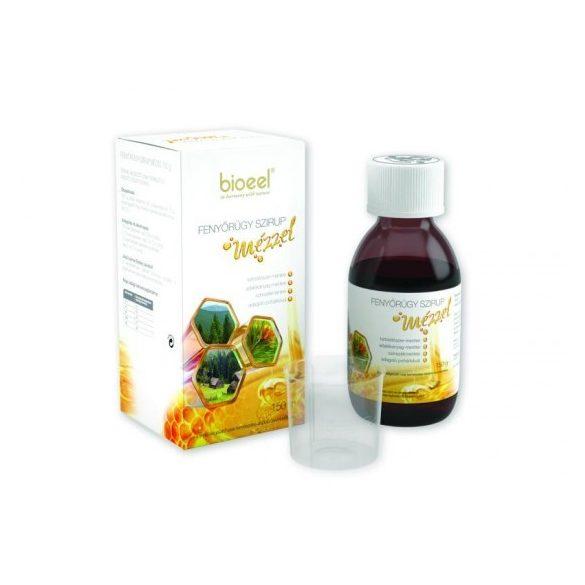 Bioeel Fenyőrügy szirup mézzel (150 ml)