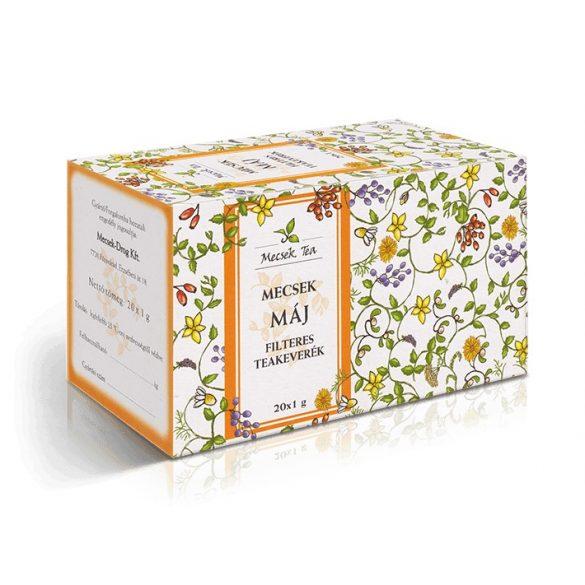 Mecsek Tea Máj tea (20 filter)