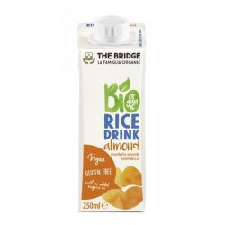 The Bridge Bio Rizsital Mandula (250 ml)
