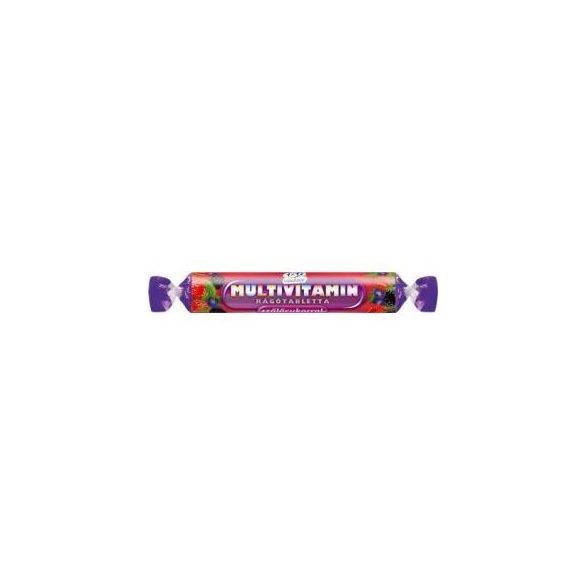 1x1 Vitaday Szőlőcukor rágótbletta multivitamin, erdei gyümölcs ízű (17 db)