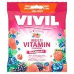 Vivil Multivitamin erdei gyümölcsös / waldfrucht cukor (60 g)