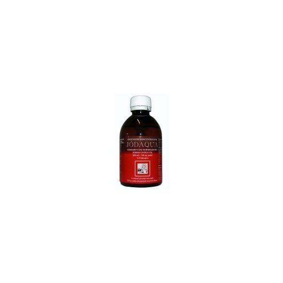 Jódaqua Sóshartyáni természetes jódos gyógyvíz (200 ml)