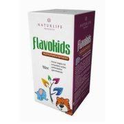 Naturlife Flavokids gyümölcskoncentrátum (150 ml)