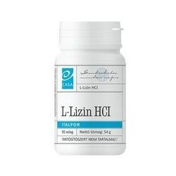 Casa L-Lizin HCI Italpor (54 g)