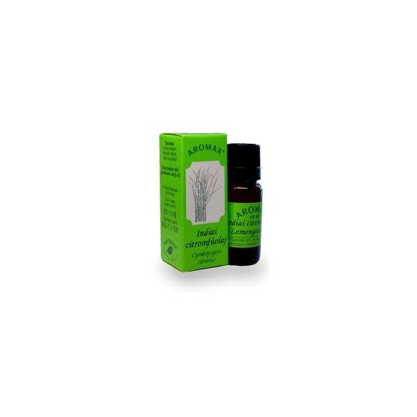 Aromax Indiai citromfű illóolaj (10 ml)