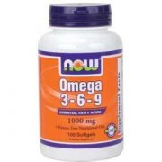 Now Omega 3-6-9 gélkapszula (100 db)