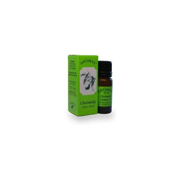 Aromax Citrom illóolaj (10 ml)