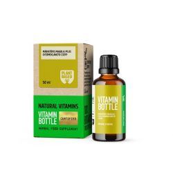 Vitamin Bottle Máriatövis magolaj Plus cseppek (50 ml)