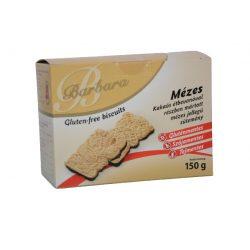 Barbara gluténmentes mese mézes étcsokis (180 g)