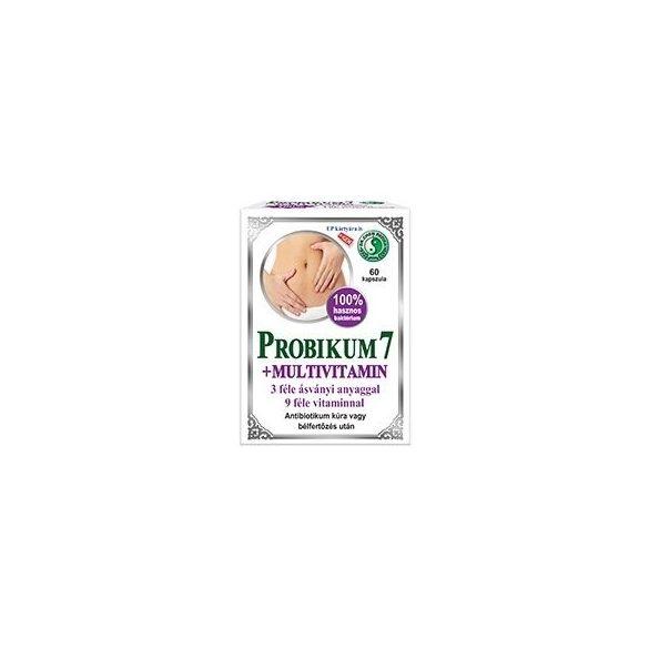 Dr. Chen Probikum 7 + Multivitamin kapszula (60 db)