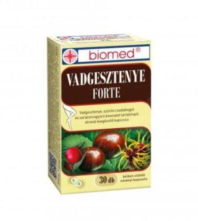 Biomed Vadgesztenye forte kapszula (30 db)