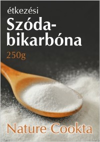 Nature Cookta Étkezési szódabikarbóna (250 g)