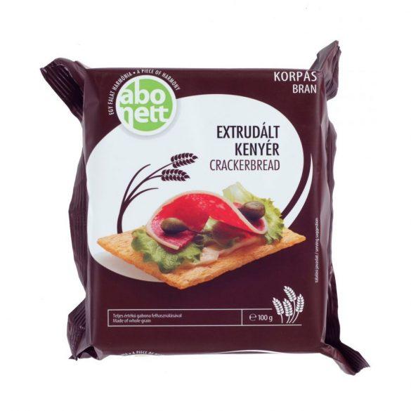 Abonett Extrudált kenyér, korpás (100 g)