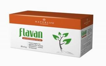 Naturlife Flavan Gyümölcstea filteres (20 filter)