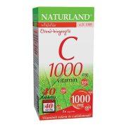 Naturland C-vitamin 1000 mg tabletta (40 db)
