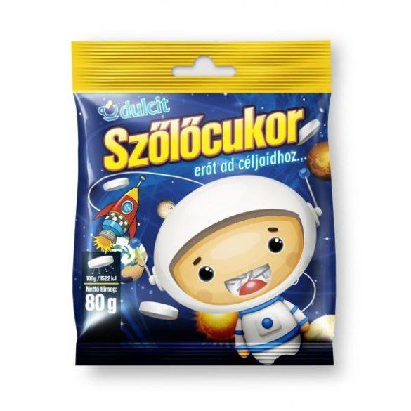 Házisweet Szőlőcukor tabletta több ízben (80 g)