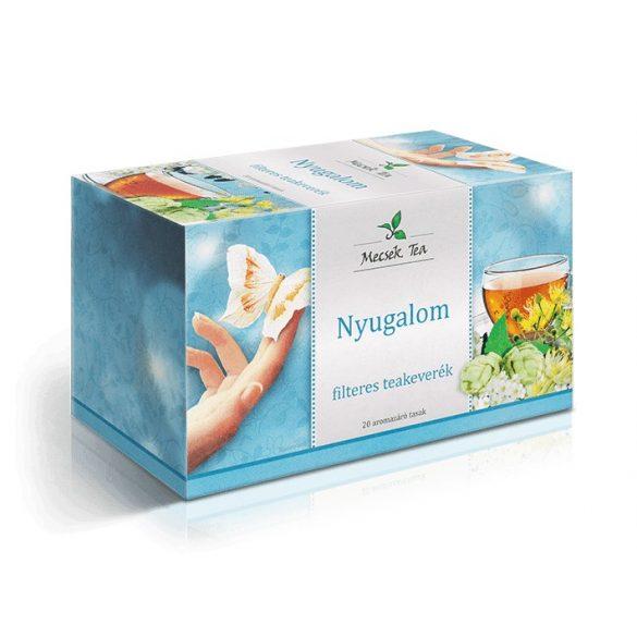Mecsek Tea Nyugalom filteres tea (20 filter)