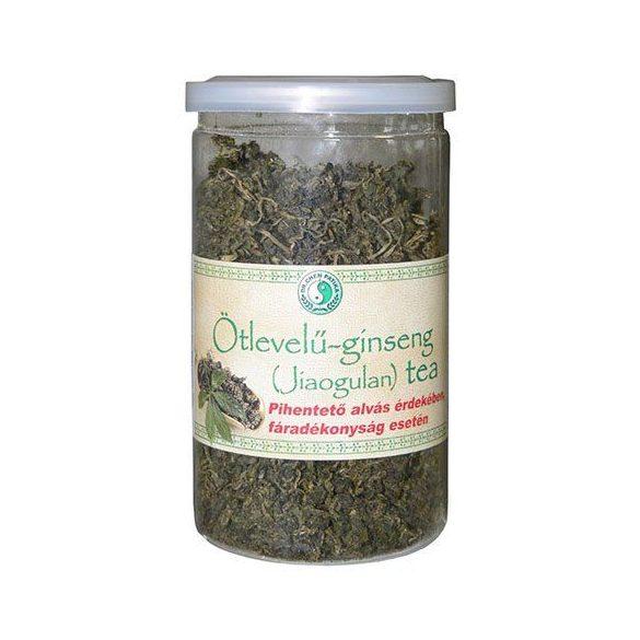 Dr. Chen Ötlevelű ginseng (jiaogulan) tea (50 g)
