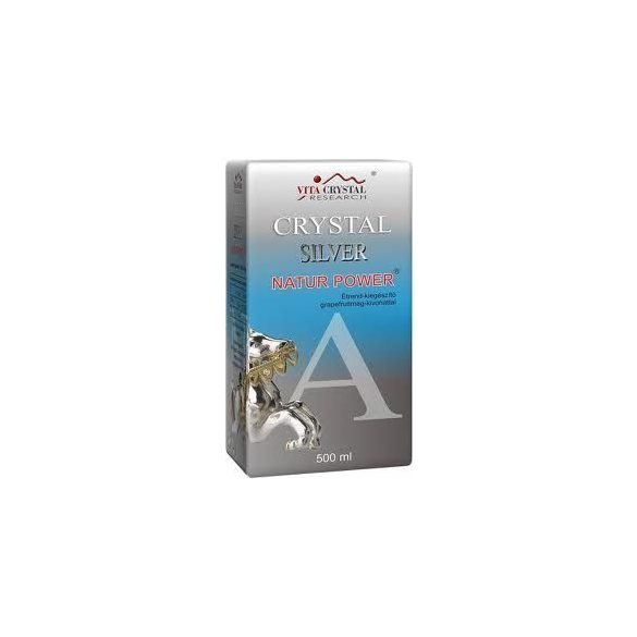 Vita Crystal Silver Natur Power (500 ml)