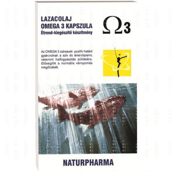 Naturpharma Lazacolaj kapszula (60 db)