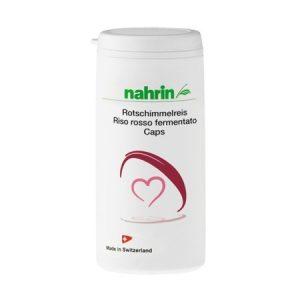 Nahrin Vörös rizs kapszula (38,6g/80 db)