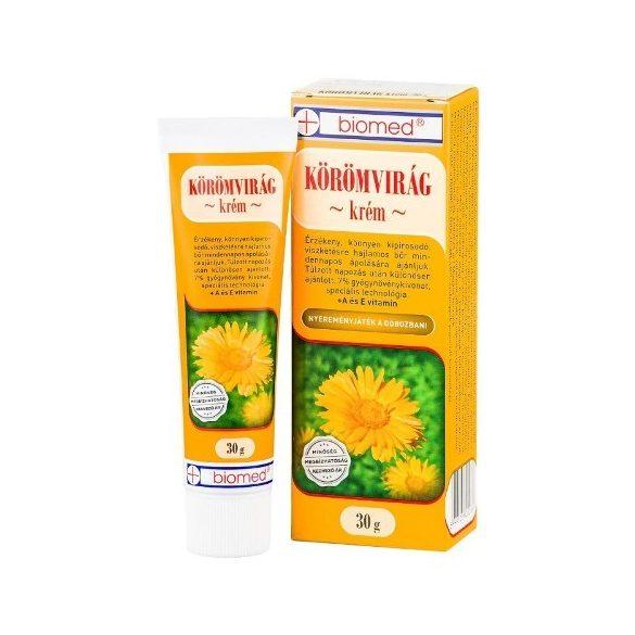 Biomed Körömvirág Krém (30 g)