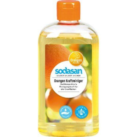 Sodasan Öko Narancsolajos tisztítószer (500 ml)