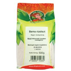 Vegabond Barna rizsliszt (500 g)