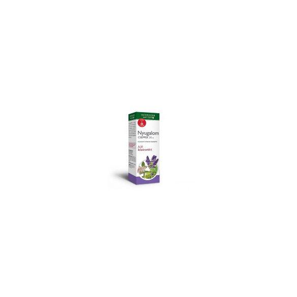 Interherb Napi csepp Nyugalom cseppek (50 ml)