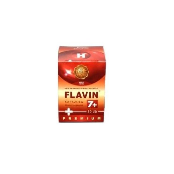 Vita Crystal Flavin7+ Prémium kapszula (30 db)